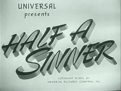 Half a sinner 01 title
