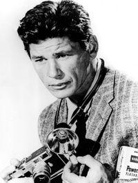 Man with a camera bronson
