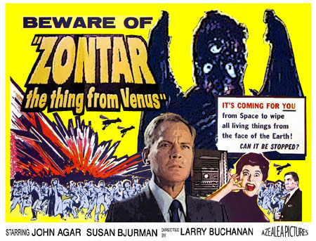 Zontar the thing from venus 1966