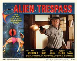 Alien tresspass lobby card 2