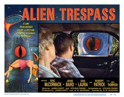 Alien tresspass lobby card 4