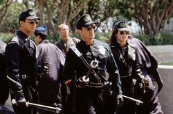 Demolition-man-future cops