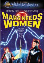 Mars needs women dvd