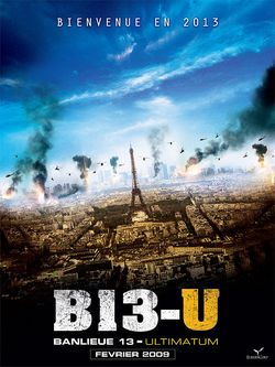 District 13 Ultimatum french