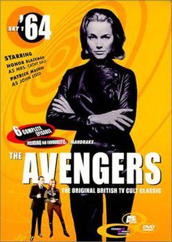 The avengers 64 set 1