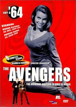 The avengers 64 set 2