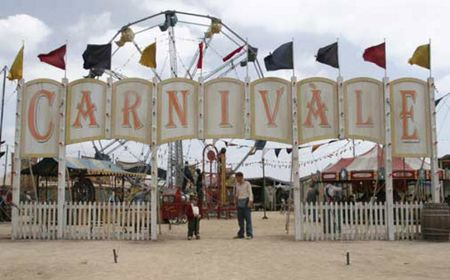 Carnivale sign