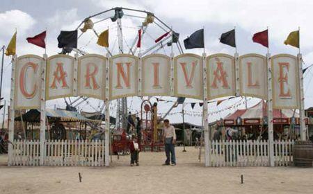 Carnivale sign
