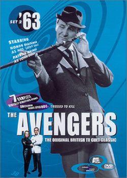 The avengers 63 set 2