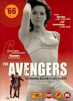 The avengers 66 set 1
