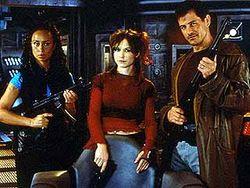 Starhunter cast