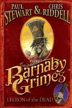 Barnaby grimes legion of tthe dead