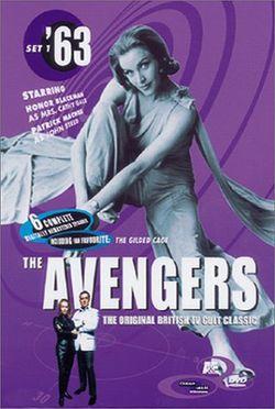 The avengers 63 set 1