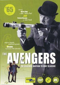 The avengers 65 set 1
