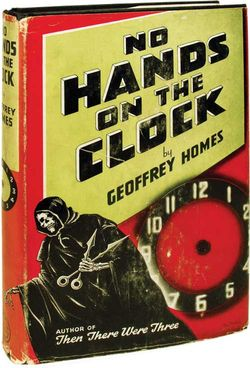 No hands of hte clock holmes