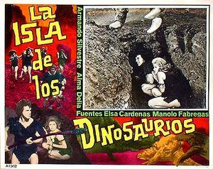 La isla dw los dinosaurios lobby c