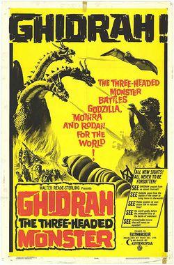 Ghidrah-poster