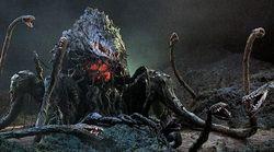 Godzilla vs biolante plant g