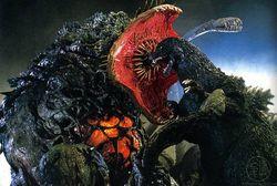 Godzilla vs biolante pic