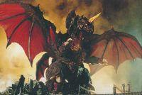 Godzilla destroyah destroyah