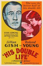 His-double-life-movie-poster-1933