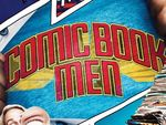 Comic book men logo