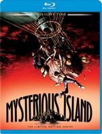 Mysterious island bluray