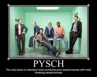 Psych awesomeness