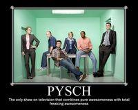 Psych awesomeness