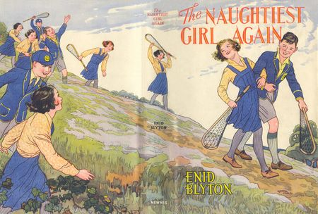 The naughtiest girl agian