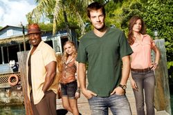 Finder show cast