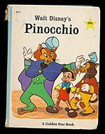 Walt Disney's Pinocchio adapted by Jay O'Brien