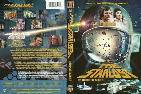 Starlost dvd