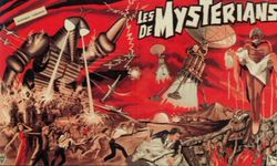 Mysterians red  wide
