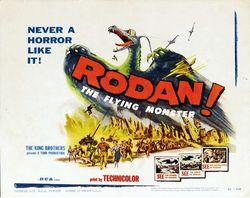 Rodan half sheet