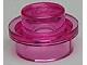4073 trans dk pink