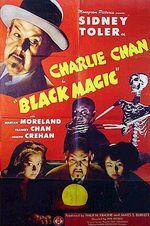 Charlie chan black magic