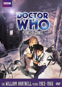 Doctor who 9 planet of giants