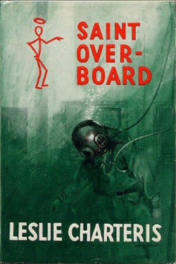 The saint overboard