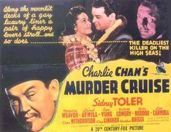 Charlie chans murder cruise