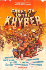 Carry on up the kyber