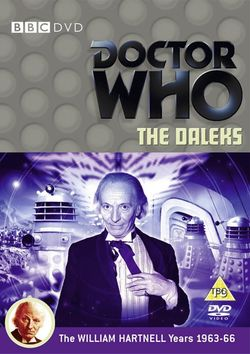 Doctor who The daleks dvd