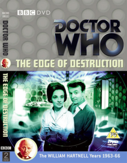 Doctor who edge of dest