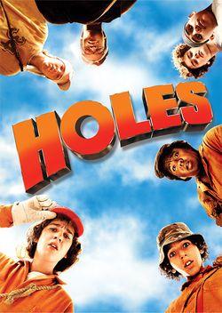 Holes movie post