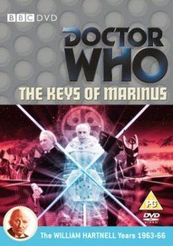 Docto who 5 Keys_Of_Marinus