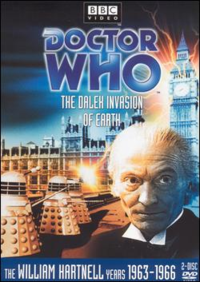 Doctor who 10 dalek invasion of the earth dvd