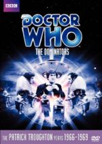 Doctor who 44 dominator dvd