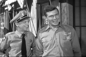 Andy griffith barney and andy