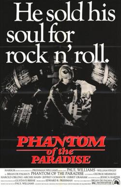 Phantom of the paradise a