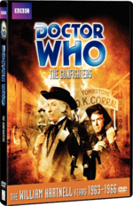 Doctor who 25 the gunfighters